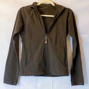 Lululemon French Press / Dark Wren Define jacket